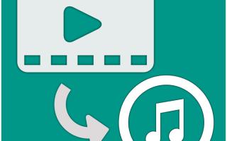 Срезать звук с видео онлайн
