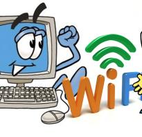 Как залезть в компьютер через wifi
