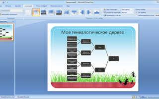 Инструкция по работе powerpoint