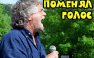 Бесплатная программа для изменения голоса в микрофоне