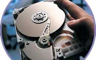 Восстановление разделов жесткого диска raw