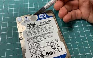 Пищит жесткий диск в ноутбуке