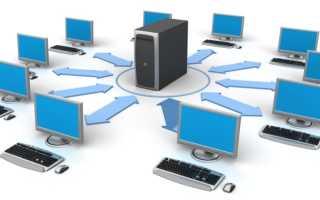 Как сделать сетевой жесткий диск