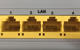 Настройка интернета через роутер